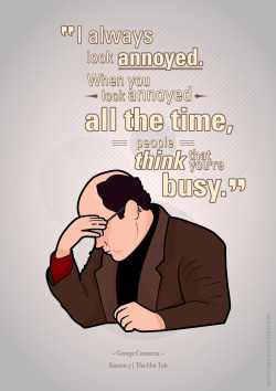 The Costanza way of working.