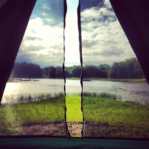 thedaythatnevercomes:  robbrulinski:  tent (Taken with Instagram)  What dreams are made of, without a doubt.