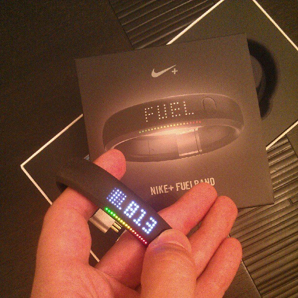 I love my Nike+ #Fuelband. It's scary how accurate it measures the steps to my fridge and my 12oz curls. (Taken with Instagram at The Penthouse II)