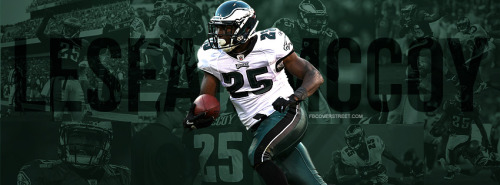 Lesean Mccoy Facebook Covers