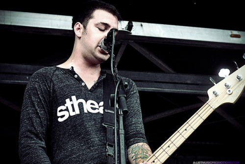 Shayley Bourget of Of Mice & Men by almpromo on Flickr.Shayley!