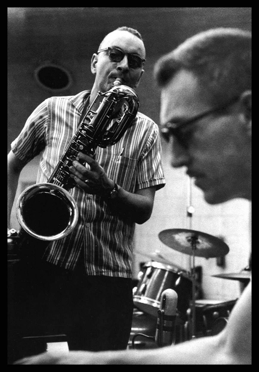 Let's hear it for Pepper Adams.