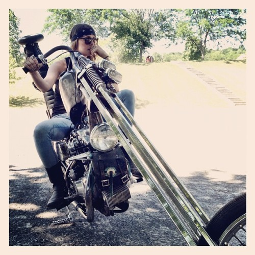 fucktheworlds:  Iron Horse - @kurpius- #webstagram
