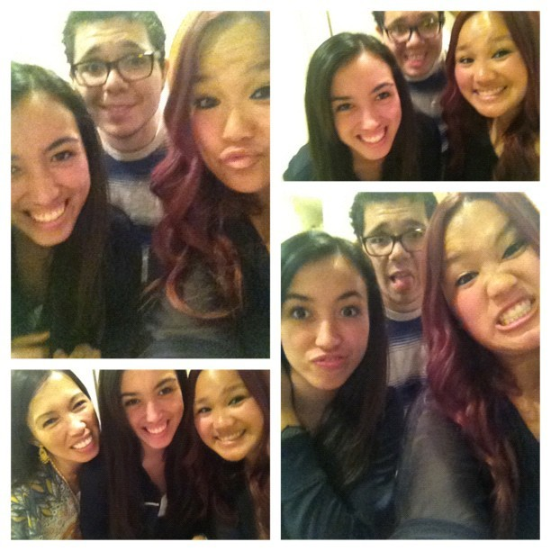 Cousin time (: (Taken with Instagram)