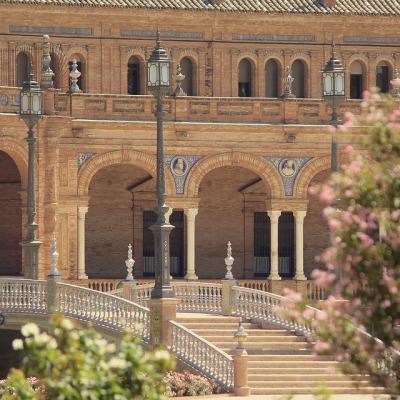 ysvoice:  | ♕ | Plaza de España - Seville, Spain | by © maяtina