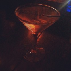 Grey Goose La Poire martini's…last weekend. Still can't believe it's Friday tomorrow. Idk what happened to the week… (Taken with Instagram)