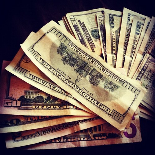 $$ (Taken with Instagram)