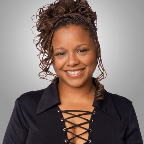 Yvette Wilson who is known for playing the character Andell on Moesha & The Parkers lost her battle to cervical cancer. #godbless FUCK CANCER! (Taken with Instagram)