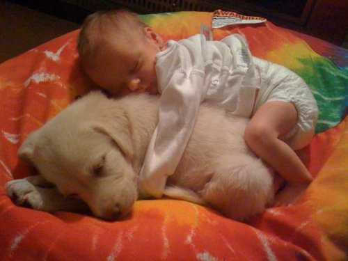 Baby and baby. Enough said.