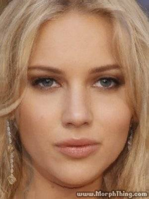 Scarlett Johansson and Jennifer Lawrence. UNF.
