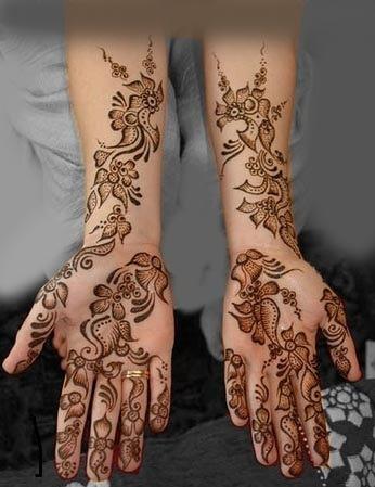 indiaincredible:  Henna