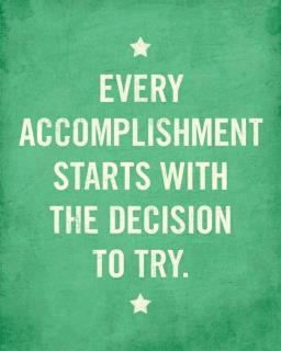 beccafit4life:  You wouldn't know unless you're willing to try!