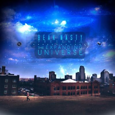 "thegroovethief:  The Expanding Universe, presented by Beak Nasty, is dynamic electro riding the strength of its samples. ""Cosmic Bounce"" includes both the ""Apache"" drums and a bit from ""Don't Say Nuthin,"" yet isn't afraid to get quiet and melodic between breaks. ""Systematic"" takes the electro platform and adds the spirit of house, before a dubstep drop and deconstruction conclude the track. ""Something Out of Nothing"" is another strong track, adding layers of funkiness until the glitchy rumbles emerge. This is eclectic EDM, as the strong dub vibes initially showing up on ""The Feeling"" set up a thick  wall of sound. Well-influenced and well-produced, with plenty more up on Soundcloud: <a href=""http://beaknasty.bandcamp.com/album/the-expanding-universe"" data-mce-href=""http://beaknasty.bandcamp.com/album/the-expanding-universe"">The Expanding Universe by Beaker</a>"