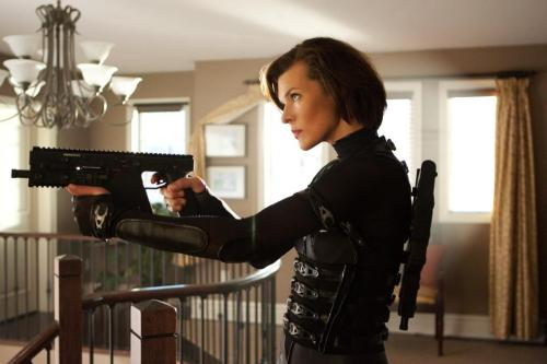 Resident Evil: Retribution coming to theatres September 14, 2012