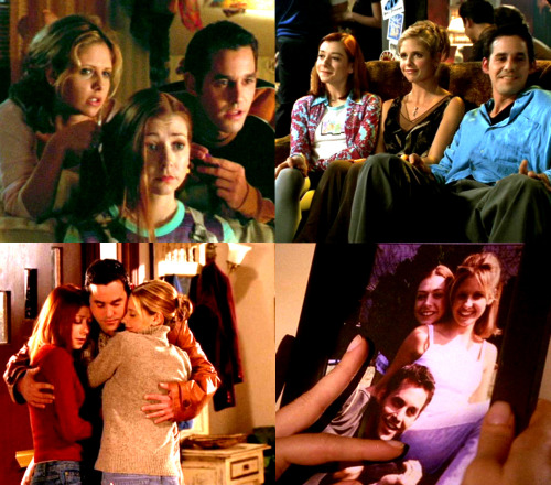 buffyvore:  Day 8: Favorite Friendship