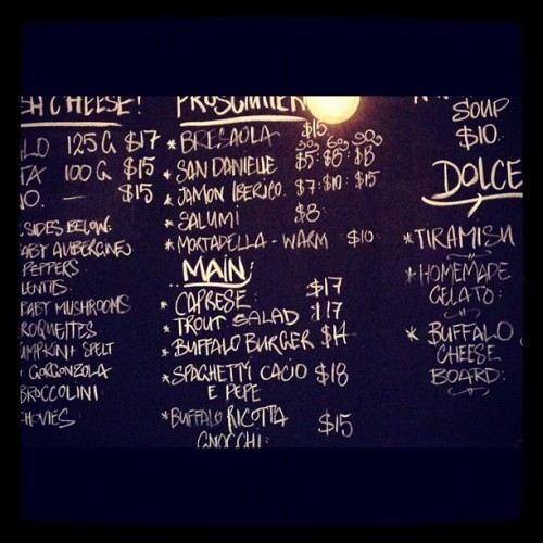 Yum (Taken with Instagram at Buffalo Dining Club)