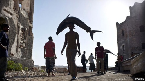 The rejuvenation of Somalia's capital is a hopeful sign, even if Islamic extremists are far from beaten.