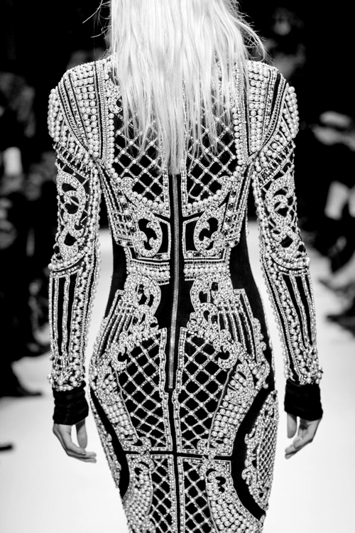 death-on-the-runway:  Balmain
