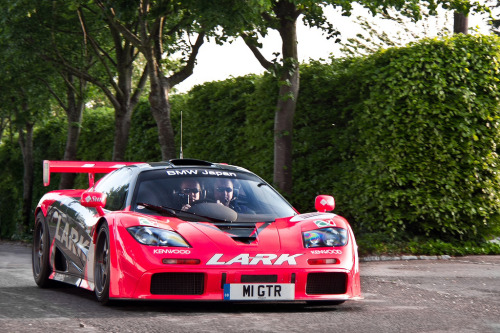 Still got it Starring: McLaren F1 GTR (by Alex Penfold)