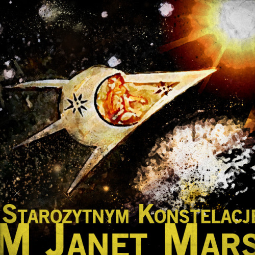 This is the artwork of my first album, Starozytnym Konstelacje.