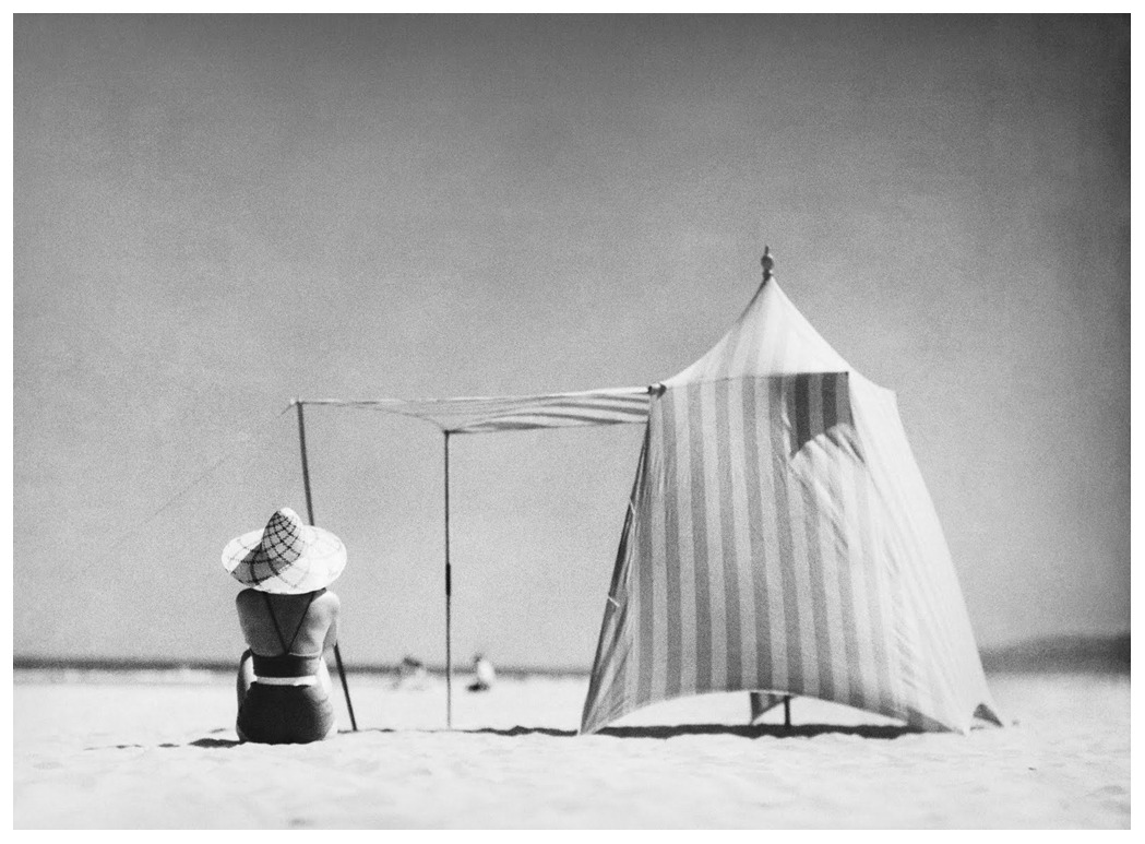 facesintime:  Summer dreams. Photograph by Jacques Henri Lartigue.