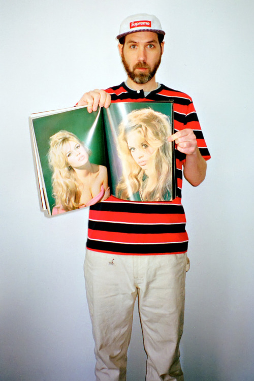 Supreme 2012 Spring/Summer Collection SENSE Editorial Featuring Leo Fitzpatrick