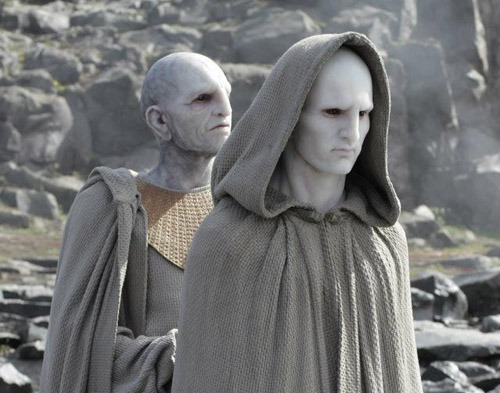 totalfilm:  New Prometheus image shows previously unseen alien Prometheus is still keeping fans furiously chewing over its various questions and mysteries, with the release of a previously unseen image showing another member of the extra-terrestrial race known as the Engineers…