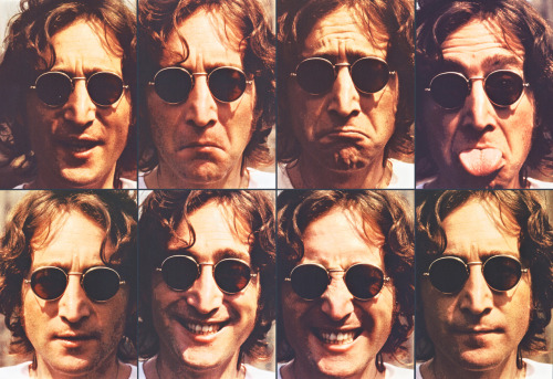 bohemea:  John Lennon by May Pang