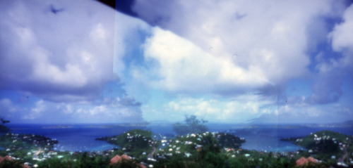 St John Pinhole Panorama | Shot with a Zero Image Pinhole camera and Fuji Provia 100F
