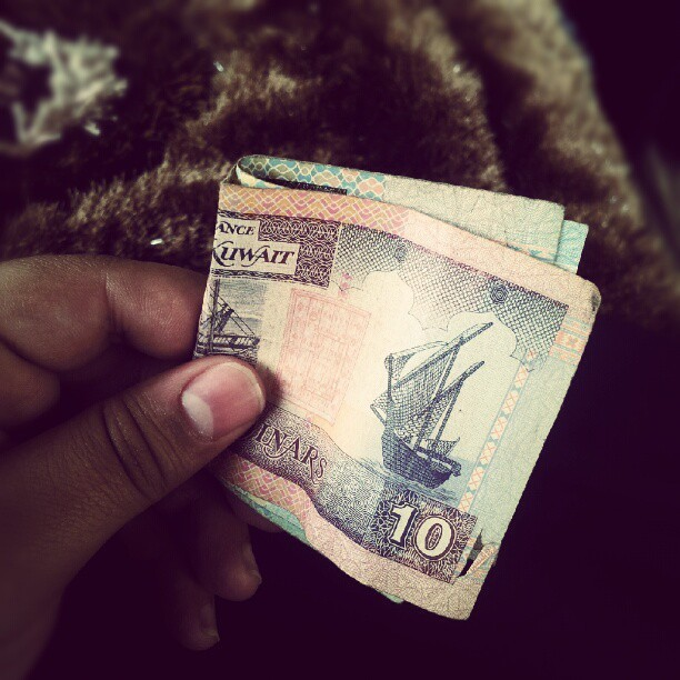 10 KD - Souq Al.Jum3a (Taken with Instagram)