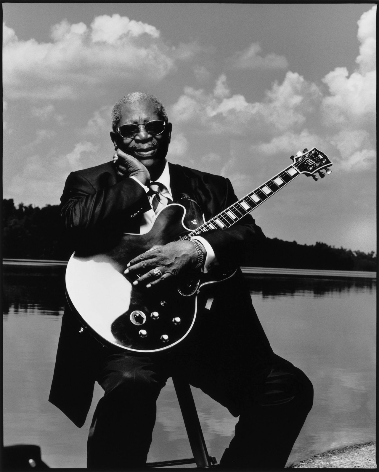 mfs:  Mr. B.B. King. (Help The Poor - Listen here)