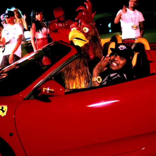 "bmichael:     ""Rooster In My Rari,"" a song ostensibly about getting head in an expensive sports car, makes a pit stop for psychopharmacology: ""Desperate needs for them Xans, where my Da-Da at?"" Not too many other rappers need anti-anxiety meds to deal with road head. Waka's is a sort of mechanistic universe fueled by raucous partying, the leaden foot of anxiety on the pedal. Or, to use another metaphor provided by the author himself, Waka's life is a neat and savage simple process — ""Let them guns blam./ This a .44 bulldog/ It cannot jam.""   Pretty happy with my review of Waka's Triple F Life. The point where the text becomes subtext and then back again (don't say palimpsest) — Promethazine and Xanax are medications first and foremost."