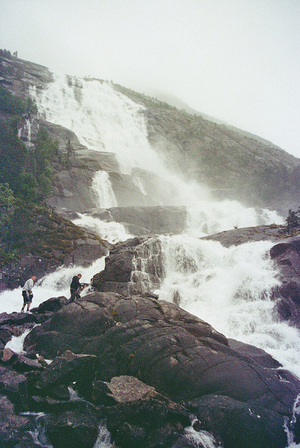 xtorfinnx:  Langfoss on Flickr.