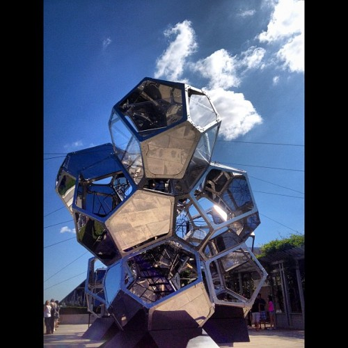 Cloud City - Tomas Saraceno