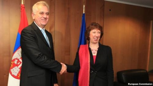'Catherine, Meet Tomislav'  Catherine Ashton, the European Union's foreign policy chief, has had a lot on her plate lately…[watch Ashton's protocol lapse]