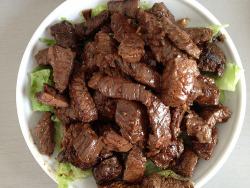 Bo Luc Lac - Vietnamese Shaking Beef - Steak