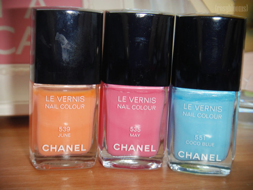 best colours for summer <3