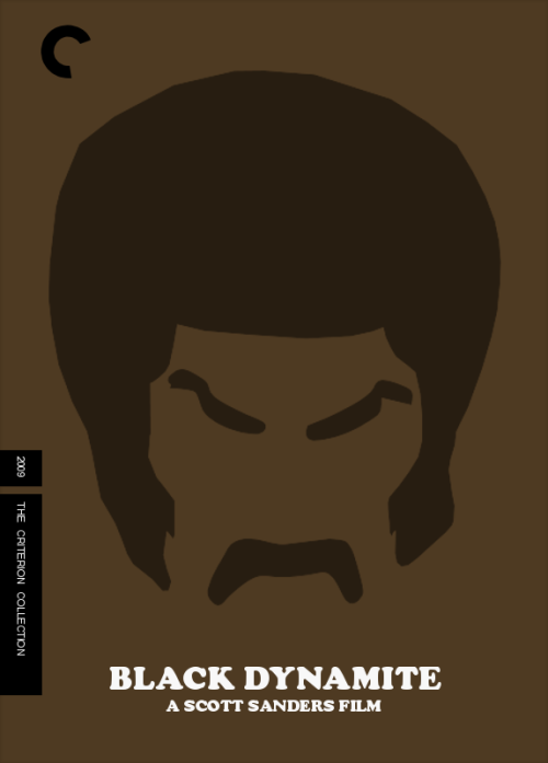 Fake Criterion for Black Dynamite (Scott Sanders, 2009)