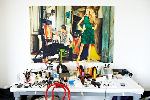 Inside the studio with Jason Wu