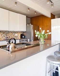 (via Bret and Mary-Peyton's New Kitchen - RedneckModern)