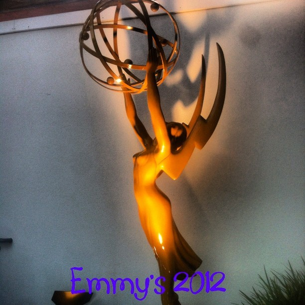 #instatext Emmys 2012 Cocktail Reception for Nominees #SLSHotel #hairandmakeupdepartment #theyoungandtherestless #hair #hairstlyist #hairstylistnominee #georgeguzman #popularpics #picoftheday #DaytimeEmmyAwards (Taken with Instagram)