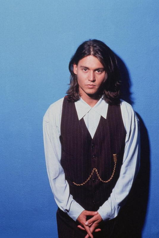 nearlyvintage:  JOHNNY DEPP 1993