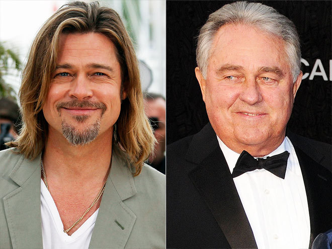 "Happy Father's Day - from Brad Pitt! The actor shares the best advice his dad ever gave him: ""I played tennis in high school. I was in this tournament and I was at my all-time [John] McEnroe best – throwing my racket and saying words that were not acceptable. [My dad] got right up to me and said, 'Are you having fun?' I said, 'No.' And he said, 'Then don't do it.'"" – Brad Pitt, on how his father Bill's pep talk inspired him to find his true career passion, to Parade See more of the best fatherly advice here!"