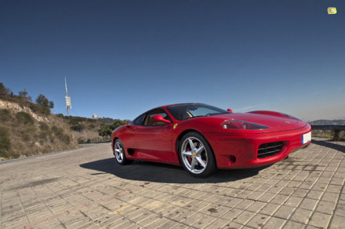 From Italy to Spain Starring: Ferrari 360 Modena (by Bandal)