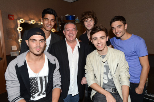 itsheatherrae:  The Wanted at the Media Mixer Industry Event Presented By Elvis Duran And The Morning Show 6/14/12
