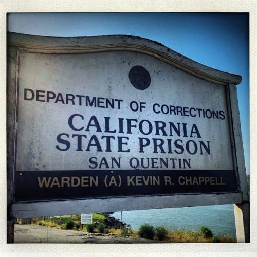 SAN QUENTIN  (Taken with Instagram)
