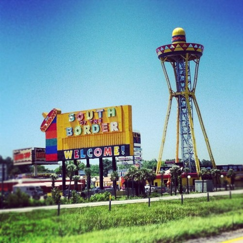 Pedro says what up #southoftheborder (Taken with Instagram)