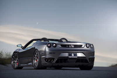 automotivated:  AE Performance F430 x ADV5.0TS (by QuickWorksPhoto)