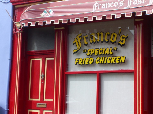 I don't know Franco. Those quotation marks are suspect.