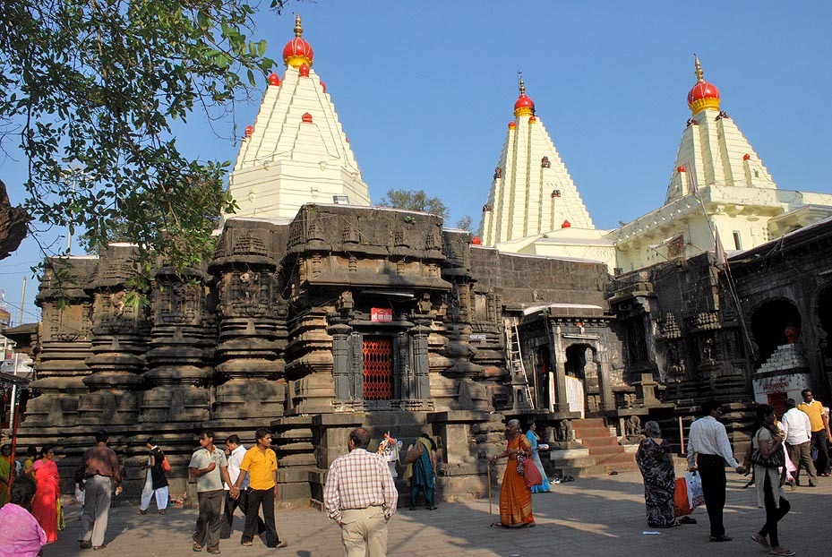 Kolhapur-Lakshmi-Temple Temple is situated in the city Kolhapur in ...